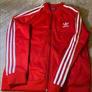 Adidas Boys Zip up jacket